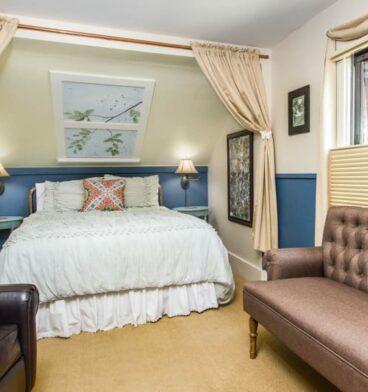 Artisan Market Room, Oak Hill Bed & Breakfast